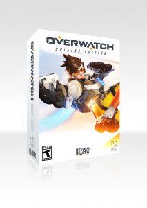 Blizzard Overwatch Box Art